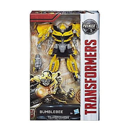 Transformers - Premier Deluxe Actionfigur Bumblebee