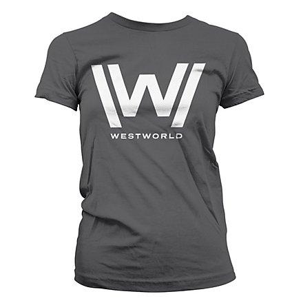 Westworld - Girlie Shirt Logo