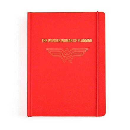 Wonder Woman - A5 Notizbuch Planner