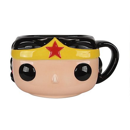 Wonder Woman - Wonder Woman Tasse POP! Home