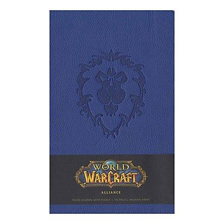 World of Warcraft - Notizbuch Allianz