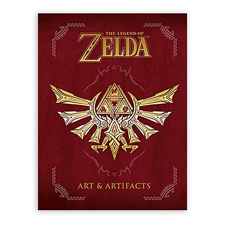 Zelda - Artbook Art & Artifacts