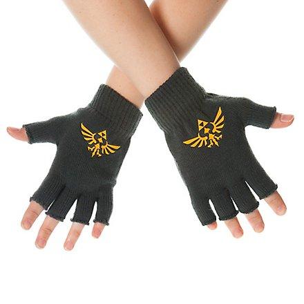 Zelda - Handschuhe Triforce Logo