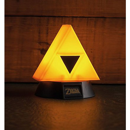 Zelda - Lampe Triforce