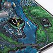 Batman - 4D Large Puzzle Gotham City