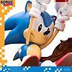 Sonic The Hedgehog - Sonic und Tails Standard Diorama Sammlerstatue