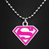 Supergirl - Kette Logo