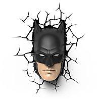 Batman - 3D Wandleuchte Maske