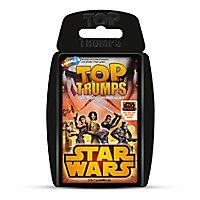 Star Wars Rebels - Top Trumps Kartenspiel