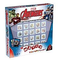 Avengers - Top Trumps Match