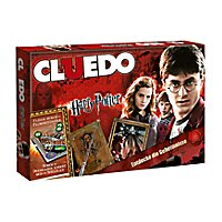 Harry Potter - Cluedo Brettspiel Collector's Edition