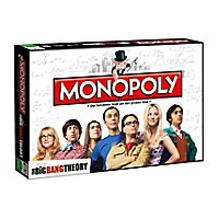 Big Bang Theory - Monopoly Brettspiel