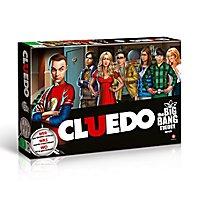 Big Bang Theory - Cluedo Brettspiel