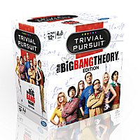 Big Bang Theory - Trivial Pursuit Kartenspiel
