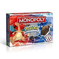 Pokémon - Monopoly Brettspiel