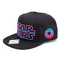 Star Wars - Snapback Cap Galactic Empire