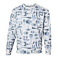 Star Wars - Sweatshirt Fahrzeuge & Raumschiffe