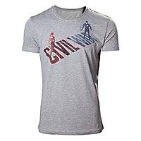 Captain America - T-Shirt Civil War