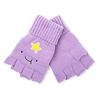 Adventure Time - Fingerlose Handschuhe Lumpy Space Princess