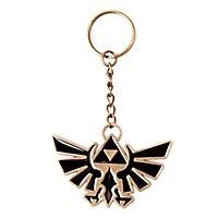 Zelda - Schlüsselanhänger Hyrule Wappen