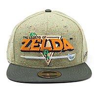 Zelda - Snapback Cap 8-Bit Logo