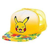 Pokémon - Trucker Snapback Cap Pikachu