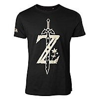 Zelda - T-Shirt Schwert aus Legend of Zelda: Breath of the Wild