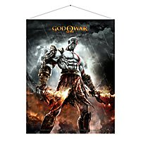 God of War - Wallscroll Kratos