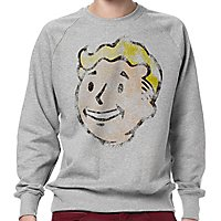 Fallout - Sweatshirt Vault Boy Vintage