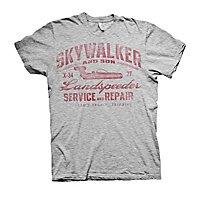 Star Wars - T-Shirt Skywalker And Son