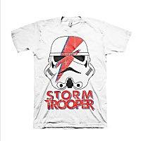 Star Wars - T-Shirt Trooping Sane