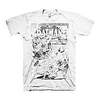 Batman - T-Shirt Pinguin Distressed