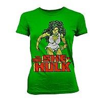 Hulk - Girlie Shirt She-Hulk
