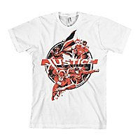 Justice League - T-Shirt Heroes