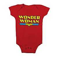 Wonder Woman - Baby Body Logo