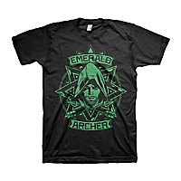 Arrow - T-Shirt Emerald Archer