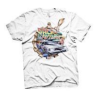 Zurück in die Zukunft - T-Shirt Vintage