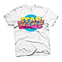 Star Wars - T-Shirt Retro Logo