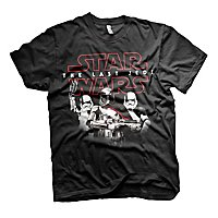Star Wars - T-Shirt Troopers