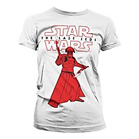 Star Wars 8 - Girlie Shirt Praetorian Guard