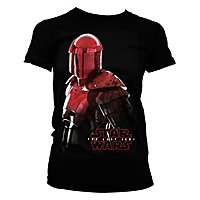Star Wars 8 - Girlie Shirt Inked Elite Praetorian Guard
