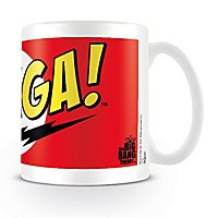 Big Bang Theory - Tasse Bazinga