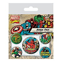 Spider-Man - Ansteck-Buttons