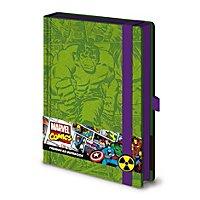 Hulk - Premium Notizbuch Comic