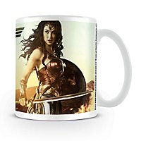 Wonder Woman - Tasse Hero