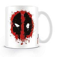 Deadpool - Tasse Splat