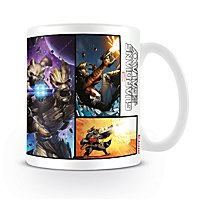 Guardians of the Galaxy - Tasse Comic