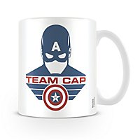 Captain America - Tasse Team Cap Civil War