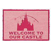 Disney - Fussmatte Welcome to our Castle