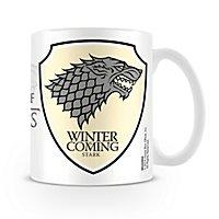Game of Thrones - Tasse Stark Wappen